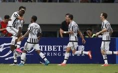 Hai tân binh mang về Siêu cúp Ý cho Juventus