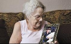 Cụ bà 92 tuổi gặp lại con sau 71 năm ly tán