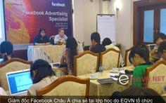 Chinh phục khách hàng bằng Facebook Marketing