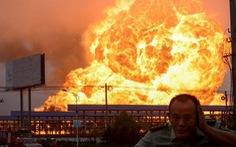 Nổ kinh hoàng ở Trung Quốc, 42 người chết, 400 bị thương