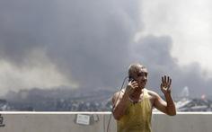 Toàn cảnh vụ nổ hóa chất ở Thiên Tân khiến 50 người chết