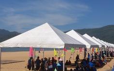 """1.200 sinh viên dự Hội trại """"Sinh viên với biển, đảo Tổ quốc"""""""
