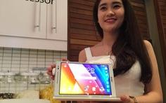 Asus ra mắt bốn máy tính bảng ZenPad