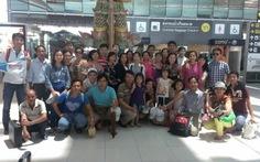 Nhiều tour sang Thái Lan vẫn khởi hành
