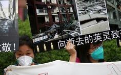 Mưa trút xuống Thiên Tân đe dọa ô nhiễm