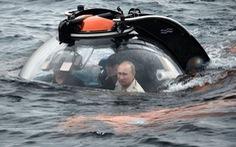Nga - Trung diễn tập hải quân lớn chưa từng có