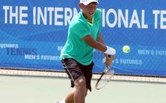 Hoàng Nam vào tứ kết giải chuyên nghiệp tại Ai Cập