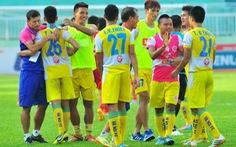 Vòng 13 Giải hạng nhất Kienlongbank 2015: Hà Nội đoạt cú đúp