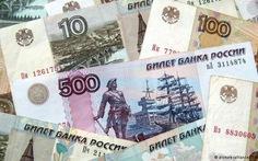 Rúp Nga tiếp tục giảm giá thê thảm