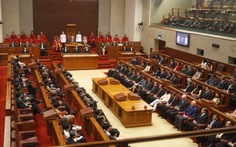 Vì sao Singapore giải tán quốc hội?