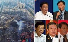 Chính quyền Thiên Tâncố tình bưng bít số người chết