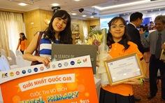 Hai học sinh Hà Nội vô địch cuộc thiTOEFL Primary