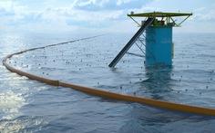 """""""Dọn rác đại dương"""" nhận giải100.000 euro"""