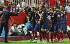 Atletico Madrid xuất sắc hạ Sevilla trên sân khách