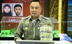 Hai nghi phạm đánh bom Bangkok đang ở Campuchia