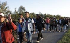 4.000 tay súng IS đội lốt người tị nạn xâm nhập châu Âu