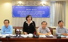 Từ ngày 10-9, TP.HCM lấy ý kiến góp ý dự thảo báo cáo chính trị