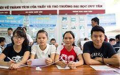 Hội tụ các gương sáng đạt điểm cao mùa tuyển sinh 2015 ở ĐH Duy Tân