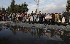 """Đông Âu bác bỏ """"hạn ngạch"""" tiếp nhận người tị nạn"""