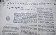 Ra báo Diễn Đàn An Nam tại Pháp