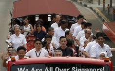 Singapore: Nền cộng hòa vẫn đi tới