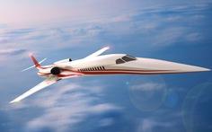 """Máy bay siêu thanh """"hậu Concorde"""""""