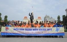 Bế mạc Diễn đàn thanh niên ASEAN 2015