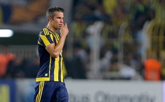 Điểm tin tối 21-9: Van Persie không hạnh phúc tại Fenerbahce