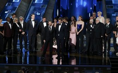 Game of Thrones thắng lớn tại Emmy 2015