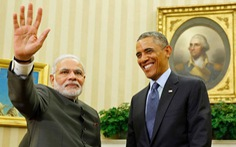 Ấn - Mỹ thắt chặt thêm quan hệ hợp tác chiến lược
