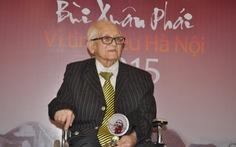 Giải thưởng Bùi Xuân Phái vinh danh 3 tác giả