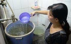 Cư dân TP.HCM uống nước thừa lẫn thiếu hóa chất diệt khuẩn clor