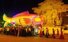 Nhã Phương, Thanh Duy tung hứng trong Lễ hội mặt trăng