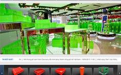 """Long Thanh Plastic tung """"át chủ bài"""" mới – website tương tác 3D"""