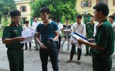 Công bố 32 trường ĐH, CĐ xét tuyển đợt 4