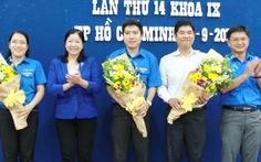 Anh Nguyễn Việt Quế Sơn làm phó bí thưThành đoàn TP.HCM