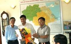 Bộ nội vụ làm việc với Quảng Nam vụ giám đốc sở 30 tuổi