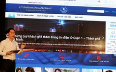 Quận 1 học tập mô hình website TP New York