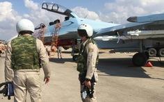3.000 phiến quân chạy trối chết khỏi Syria vì Nga không kích