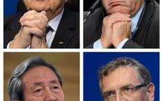 Sự nghiệp của Blatter và Platini sắp tiêu tan