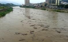 Trung Quốc xả nước gây lũ ở thượng nguồn sông Hồng