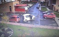 Video bác tài tệ nhất thế giớilái xe