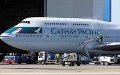 Cathay ngừng bay qua Iran vì sợ tên lửa