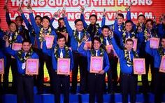 26 thanh niên công nhân nhậngiải thưởng Nguyễn Văn Trỗi