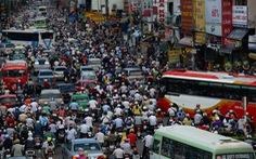 Kẹt xe Sài Gòn: dân đi mỗi ngày, dân rành từng điểm!