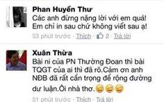 """Nhà thơ Phan Ngọc Thường Đoan """"nổi da gà"""" khi bị """"đạo thơ"""""""