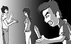 Đâm chết người tình trẻ của vợ hờ vì ghen