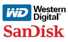 Western Digital mua SanDisk với 19 tỉ USD