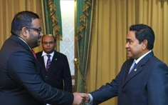 Maldives bắt phó tổng thống âm mưu ám sát tổng thống