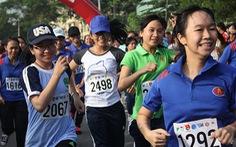 Hơn 2.000 sinh viên tham gia chạy Việt dã